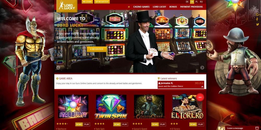 Casino Welcome - 8839
