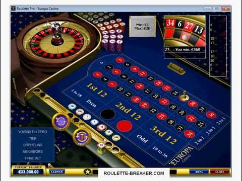 Roulette System Software - 52846