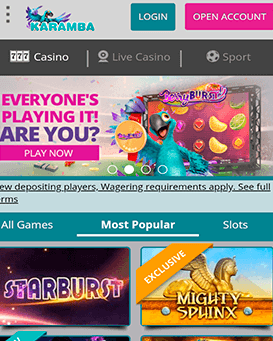 Verifizierung Casino Mobile - 43291